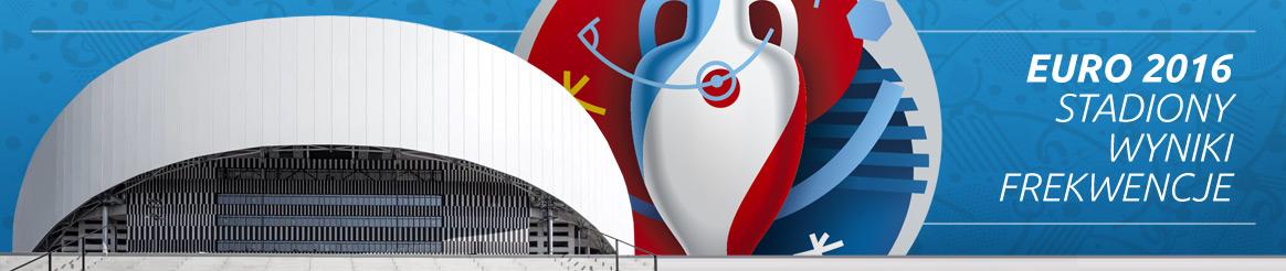 Stadiony Euro 2016 we Francji