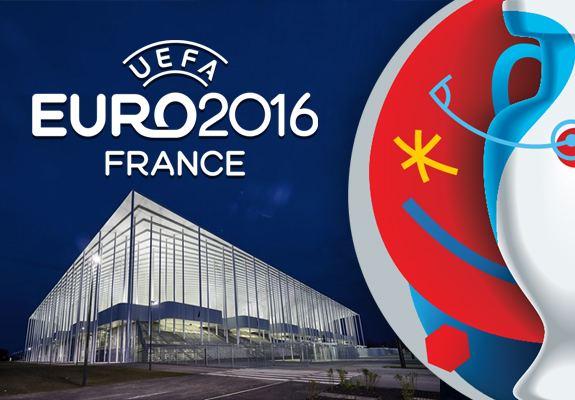 Stadiony Euro 2016