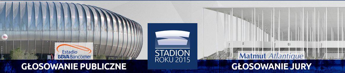Konkurs na Stadion Roku 2015