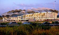 Estadio Nacional do Chiazi