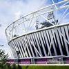 Londyn: Elewacja Olimpijskiego do utylizacji