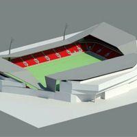 Nowy projekt: Lionel Road Stadium