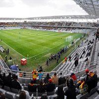 Kielce: Stadion zmniejszy się wiosną