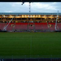 Berlin: Nowa trybuna główna na stadionie Unionu już gotowa