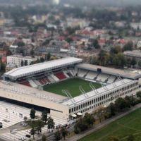 Kraków: Pomysły Cracovii na lepsze wykorzystanie stadionu