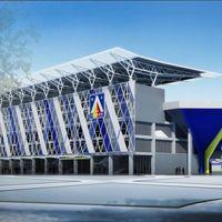 Nowy projekt: Stadion Georgi Asparuhov