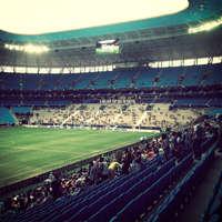 Stadion Roku 2012: Nominacja - Arena do Grêmio