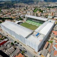 Stadion Roku 2012: Nominacja - Estádio Raimundo Sampaio