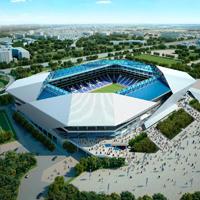 Nowy projekt: Gamba Osaka Stadium