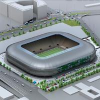 Budapeszt: Budowa dla Ferencvárosu za miesiąc?