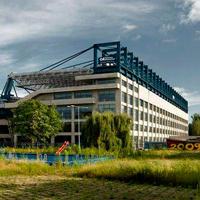 Kraków: Konstrukcja dachu nienaruszona