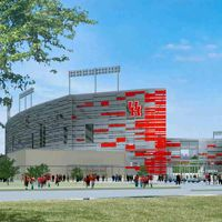 Nowy projekt: Houston Football Stadium
