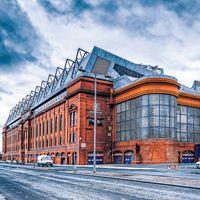 Glasgow: Kibice zgadzają się na sponsora dla Ibrox