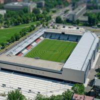 Kraków: Stadion Cracovii domem kadry olimpijskiej