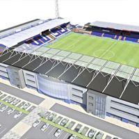 Anglia: Oldham Athletic zbudują nową trybunę północną?