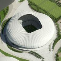 Nowy projekt: Grand Stade Constantine