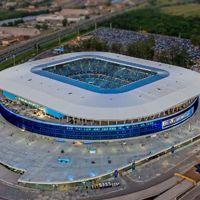 Stadion Roku 2012: Arena do Grêmio!