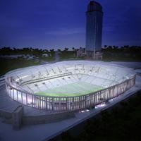 Nowy projekt: Inönü Stadi
