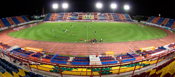 Estadio Olimpico Cancun