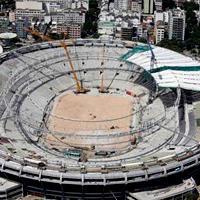 Brazylia: FIFA bardzo zaniepokojona przygotowaniami na Maracanie