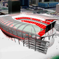 """USA: Coraz bliżej kolejnego """"miliardowego"""" stadionu"""