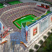 San Francisco: Otwarcie za rok, ale 75% miejsc już sprzedanych