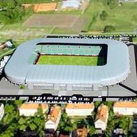 Nowa budowa: Stadion Miejski w Tychach