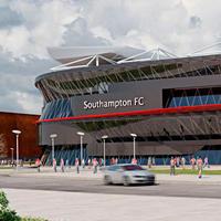 Nowy projekt: St Mary's Stadium