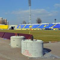 Nowa budowa: Stadion Georgi Asparuhov
