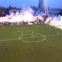 Budapeszt: Ferencváros pożegnał swój stadion