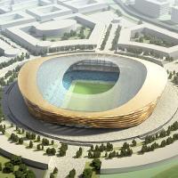 Nowy projekt: Stadion w Niżnym Nowogrodzie