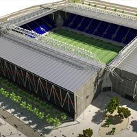 Nowy projekt: Be'er Sheva Stadium