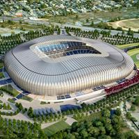 Nowa budowa: Estadio de Futbol Monterrey