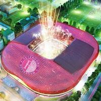 Nowy projekt: Nieuw Stadion Rotterdam