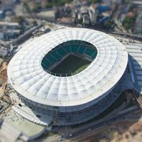 Nowe stadiony: Stara i nowa Fonte Nova
