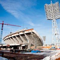 Mińsk: Rozbiórka Stadionu Dinama już opóźniona