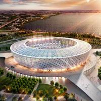 Nowa budowa: Baku Olympic Stadium
