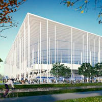 Nowa budowa: Stade Bordeaux Atlantique