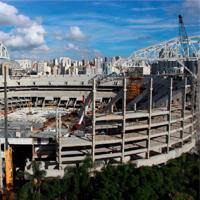 Sao Paulo: Tragedia na Palestra Itália