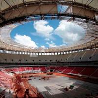Brazylia: Otwarcie narodowego przełożone, FIFA zaniepokojona