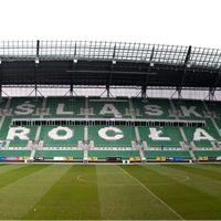 Wrocław: Więźniowie na stadionie, czy zostaną na stałe?