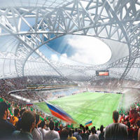 Nowy projekt: Stadion w Samarze