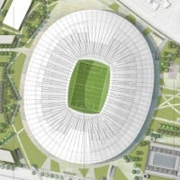 Budapeszt: Nowy stadion narodowy wewnątrz starego!