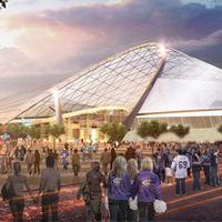 Minnesota: Oficjalny projekt dla Vikings do 13 maja