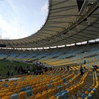 Rio de Janeiro: Media krytykują pierwszy test Maracany