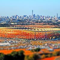 RPA: Złodzieje okradli stadion narodowy