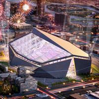 Nowy projekt: Największy przezroczysty dach świata?