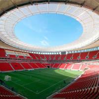 Nowy stadion:  Estádio Nacional de Brasilia