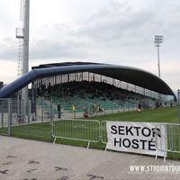 Nowe stadiony: Liberec, Chomutov, Myjava