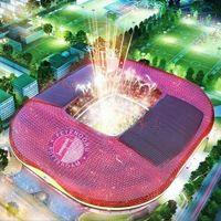 Rotterdam: Protestujący oszukani? Miasto popiera nowy stadion przed poznaniem obu opcji